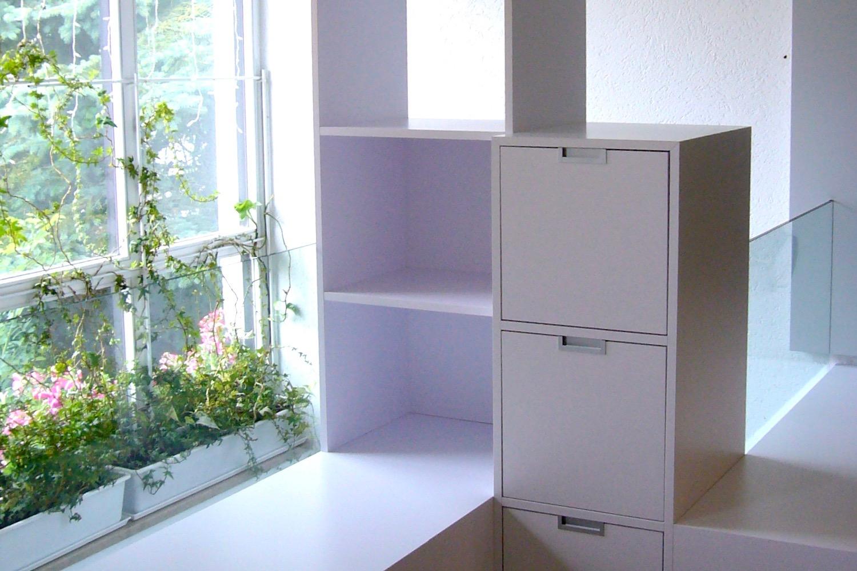 Garderobe B, Pfreimd