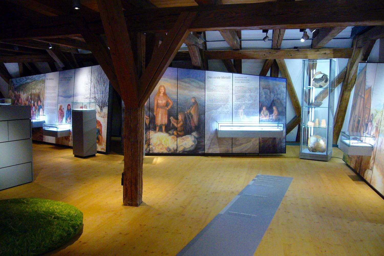 Stadtmuseum Zehentstadel, Nabburg